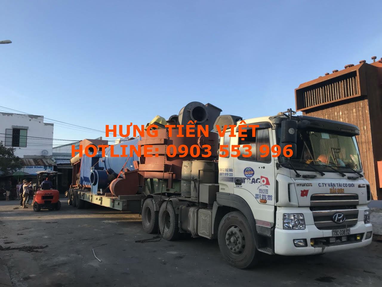 Dự án nồi hơi tầng sôi 5 tấn huyện Thọ Xuân, Thanh Hóa