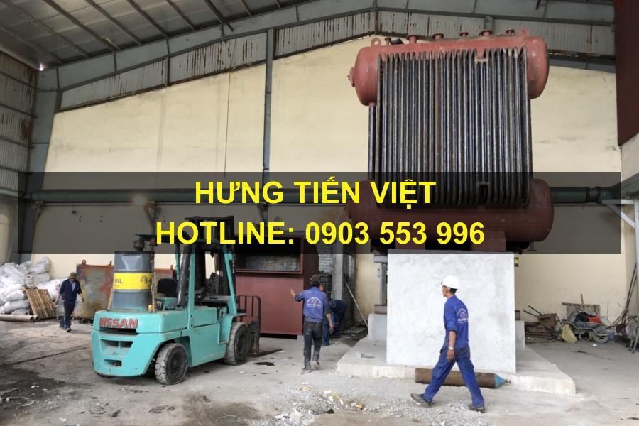 Dự án nồi hơi tầng sôi 8 tấn huyện Hòa Vang, Đà Nẵng