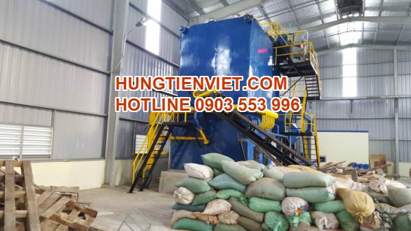 Dự án nồi hơi tầng sôi 6 tấn huyện Văn Lâm, Hưng Yên