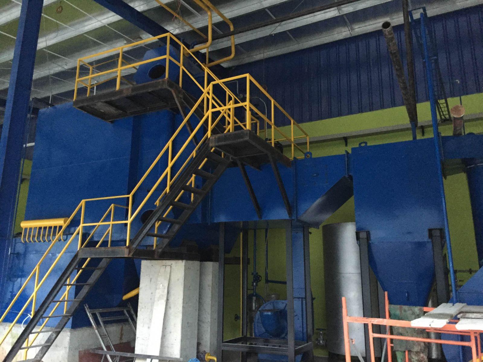 Hưng Tiến Việt - Triển khai thiết kế - chế tạo và lắp đặt nồi hơi tầng sôi cho nhà máy giấy MP Pack tại Liên Chiểu, Đà Nẵng. ☎ 0903.226.212 #noihoitangsoi #lohoitangsoi #noihoi #lohoi