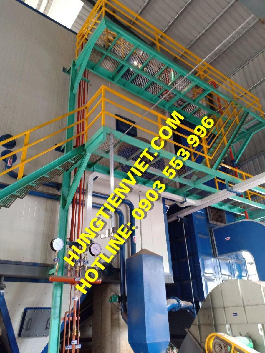 Hưng Tiến Việt - Triển khai thiết kế - chế tạo và lắp đặt nồi hơi tầng sôi cho Công ty Cổ Phần Đường Man tại KCN Tiên Sơn, Bắc Ninh. ☎ 0903.226.212 #noihoitangsoi #lohoitangsoi #noihoi #lohoi