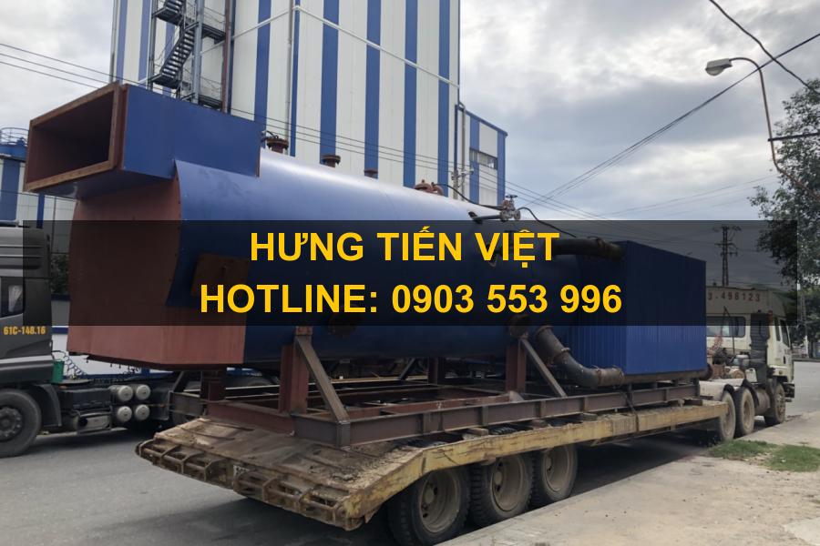 Dự án nồi hơi tầng sôi 5 tấn KCN Hòa Khánh, Đà Nẵng