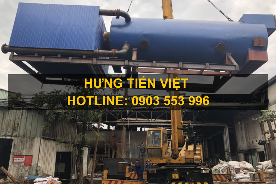 Hưng Tiến Việt - Triển khai thiết kế - chế tạo và lắp đặt nồi hơi tầng sôi cho Nhà máy Giấy Tân Long tại KCN Hòa Khánh, Đà Nẵng. ☎ 0903.226.212 #noihoitangsoi #lohoitangsoi #noihoi #lohoi