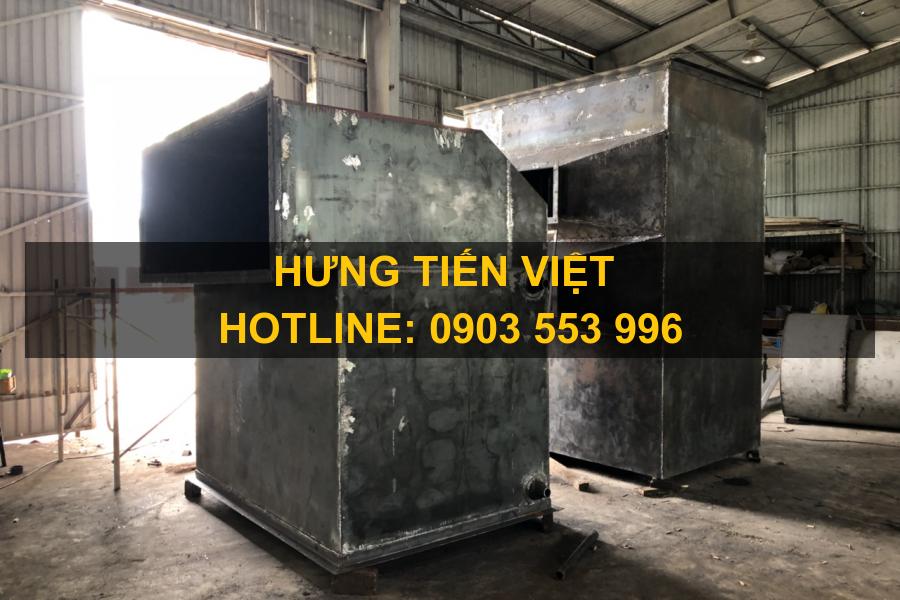 Hưng Tiến Việt - Triển khai thiết kế - chế tạo và lắp đặt nồi hơi tầng sôi cho Công ty Tongwei Hải Dương tại KCN Lai Cách, Hải Dương. ☎ 0903.226.212 #noihoitangsoi #lohoitangsoi #noihoi #lohoi