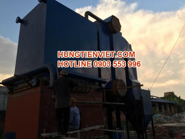 Dự án nồi hơi tầng sôi 4 tấn huyện Yên Mỹ, Hưng Yên