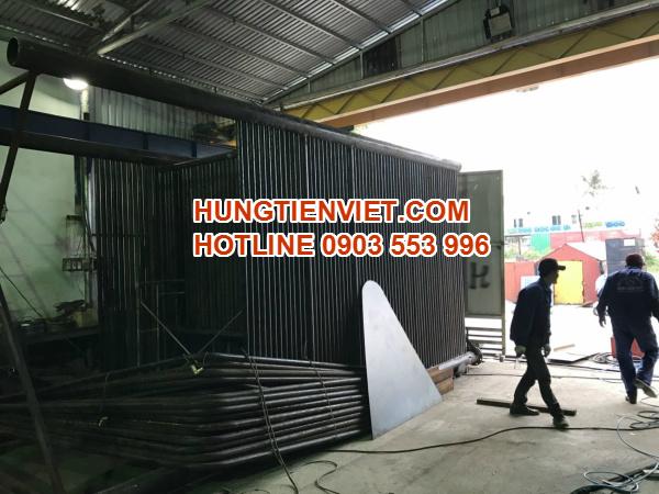 Hưng Tiến Việt - Triển khai thiết kế - chế tạo và lắp đặt nồi hơi tầng sôi cho Công ty TNHH Công Thương Miền Đông tại Ea Đả, Đăk Lăk. ☎ 0903.226.212 #noihoitangsoi #lohoitangsoi #noihoi #lohoi