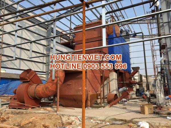 Hưng Tiến Việt - Triển khai thiết kế - chế tạo và lắp đặt nồi hơi tầng sôi cho Công ty Cổ Phần Hóa Chất Việt Trì tại Việt Trì, Phú Thọ. ☎ 0903.226.212 #noihoitangsoi #lohoitangsoi #noihoi #lohoi