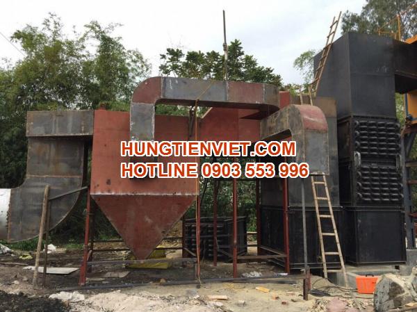 Dự án nồi hơi tầng sôi 20 tấn huyện Thọ Xuân, Thanh Hóa