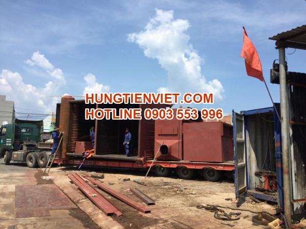 Dự án nồi hơi tầng sôi 10 tấn huyện Nông Cống, Thanh Hóa