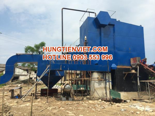 Dự án nồi hơi tầng sôi 8 tấn huyện Thọ Xuân, Thanh Hóa