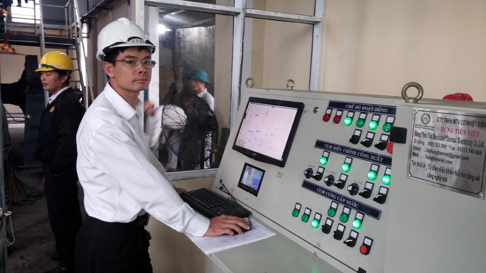 Hưng Tiến Việt - Triển khai thiết kế - chế tạo và lắp đặt nồi hơi tầng sôi cho Công ty Giấy Lam Sơn Thanh Hóa tại huyện Nông Cống, Thanh Hóa. ☎ 0903.226.212 #noihoitangsoi #lohoitangsoi #noihoi #lohoi
