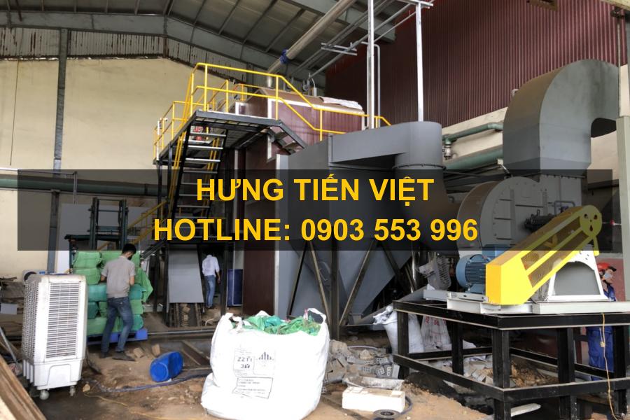 Hưng Tiến Việt - Triển khai thiết kế - chế tạo và lắp đặt nồi hơi tầng sôi cho Công ty TNHH INSULPACK tại huyện Hòa Vang, Đà Nẵng. ☎ 0903.226.212 #noihoitangsoi #lohoitangsoi #noihoi #lohoi