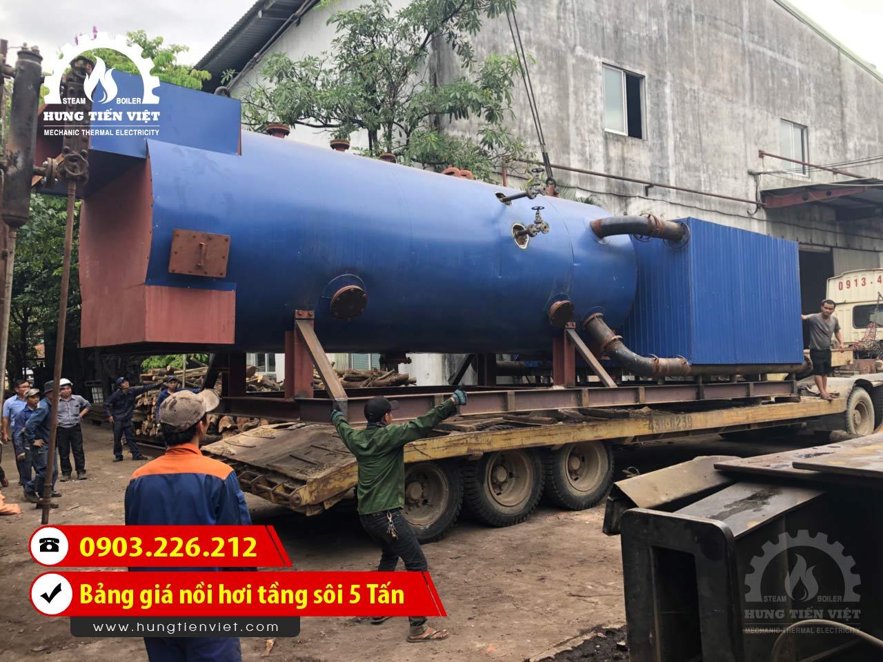 Bảng báo giá nồi hơi tầng sôi 5 tấn - lò hơi tầng sôi 5 tấn công nghệ mới và dịch vụ thiết kế - chế tạo - lắp đặt trọn gói. Gọi ☎ 0903.226.212 #noihoitangsoi #lohoitangsoi #noihoi #lohoi