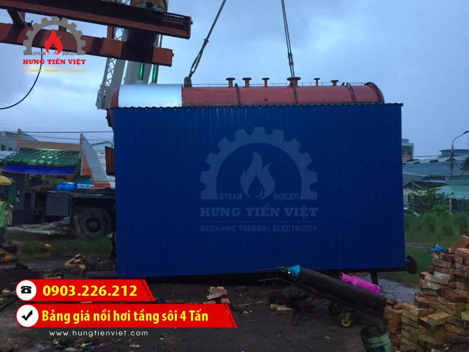 Bảng báo giá nồi hơi tầng sôi 4 tấn - lò hơi tầng sôi 4 tấn công nghệ mới và dịch vụ thiết kế - chế tạo - lắp đặt trọn gói. Gọi ☎ 0903.226.212 #noihoitangsoi #lohoitangsoi #noihoi #lohoi