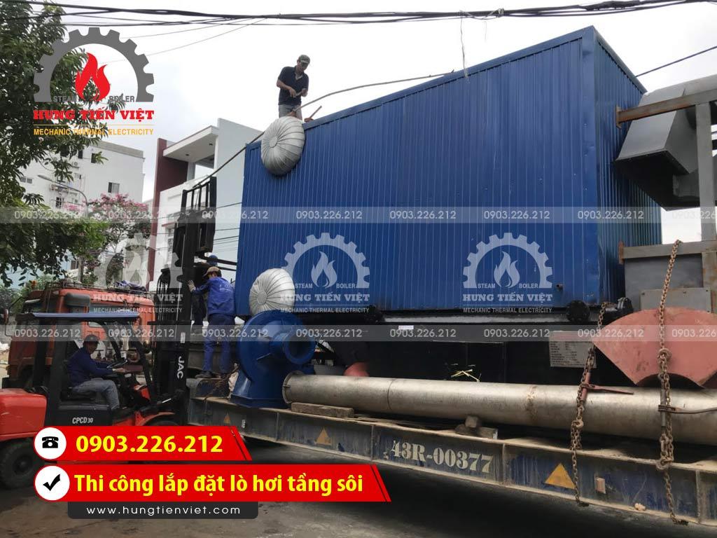 Công ty Hưng Tiến Việt hơn 10+ năm kinh nghiệm chuyên dịch vụ thi công & lắp đặt lò hơi tầng sôi Uy Tín tại Việt Nam. ☎ 0903.226.212 #noihoitangsoi #lohoitangsoi #noihoi #lohoi