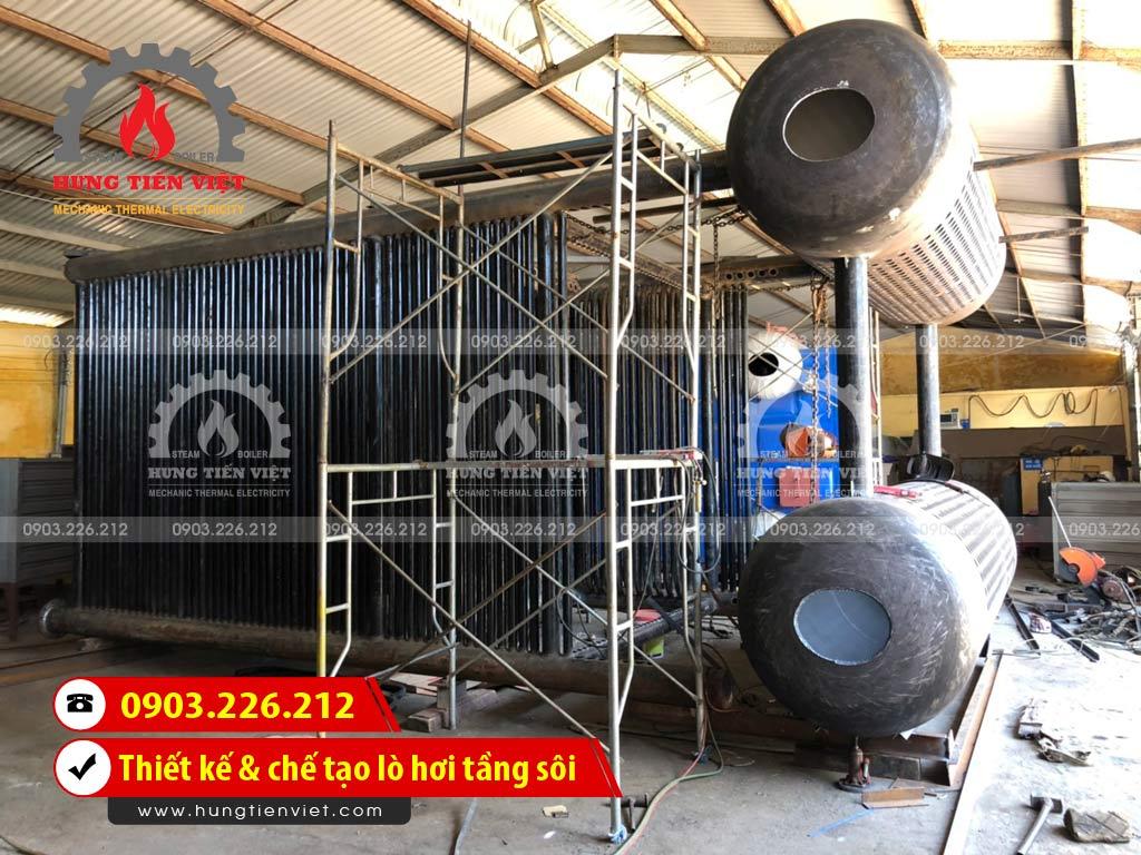 Công ty Hưng Tiến Việt chuyên dịch vụ thiết kế & chế tạo lò hơi tầng sôi cho khách hàng với hơn 10+ năm kinh nghiệm. ☎ 0903.226.212 #noihoitangsoi #lohoitangsoi #noihoi #lohoi