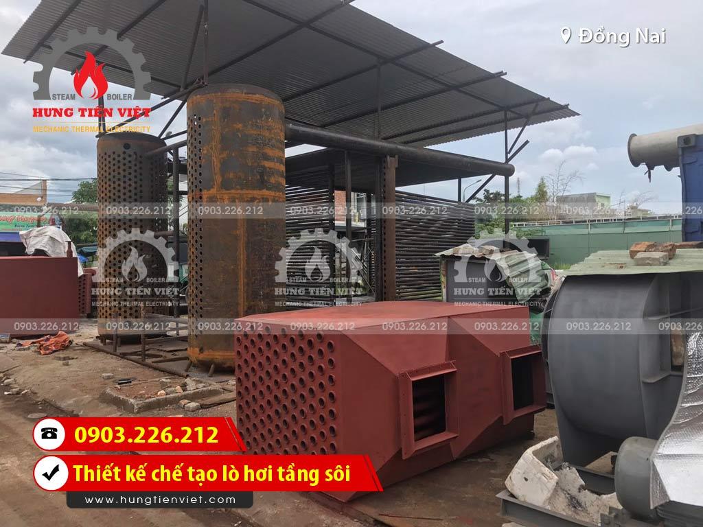 Công ty Hưng Tiến Việt - Kỹ sư và thợ thiết kế đang triển khai dự án thiết kế & chế tạo lò hơi tầng sôi tại Huyện Xuân Lộc, Đồng Nai. ☎ 0903.226.212 #noihoitangsoi #lohoitangsoi #noihoi #lohoi
