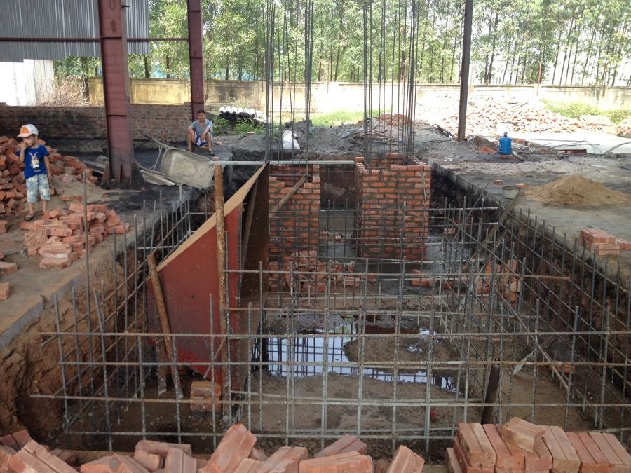 Hưng Tiến Việt - Triển khai thiết kế - chế tạo và lắp đặt nồi hơi tầng sôi cho Công ty CP XNK Bắc Giang tại xã Nội Hoàng, Bắc Giang. ☎ 0903.226.212 #noihoitangsoi #lohoitangsoi #noihoi #lohoi