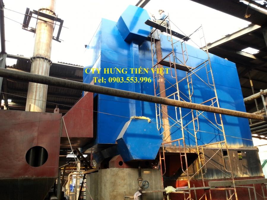 Dự án nồi hơi tầng sôi 12 tấn xã Nội Hoàng, Bắc Giang